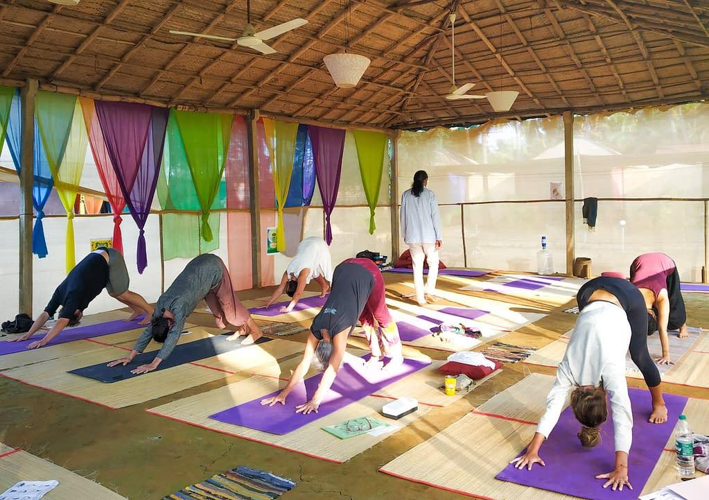 tantra yoga teacher training