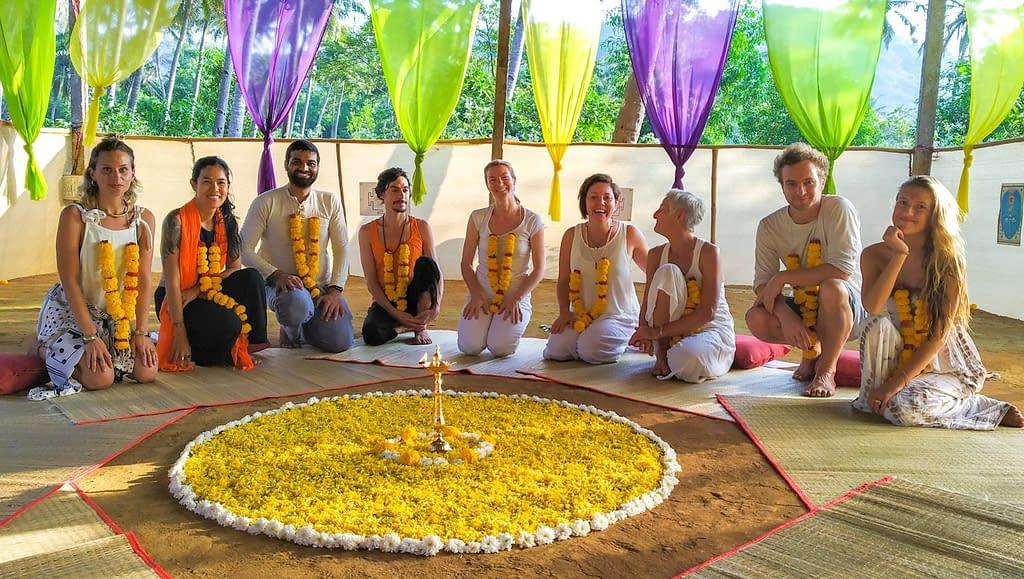 tantra yoga course