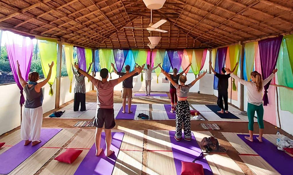 mukta tantra yoga agonda