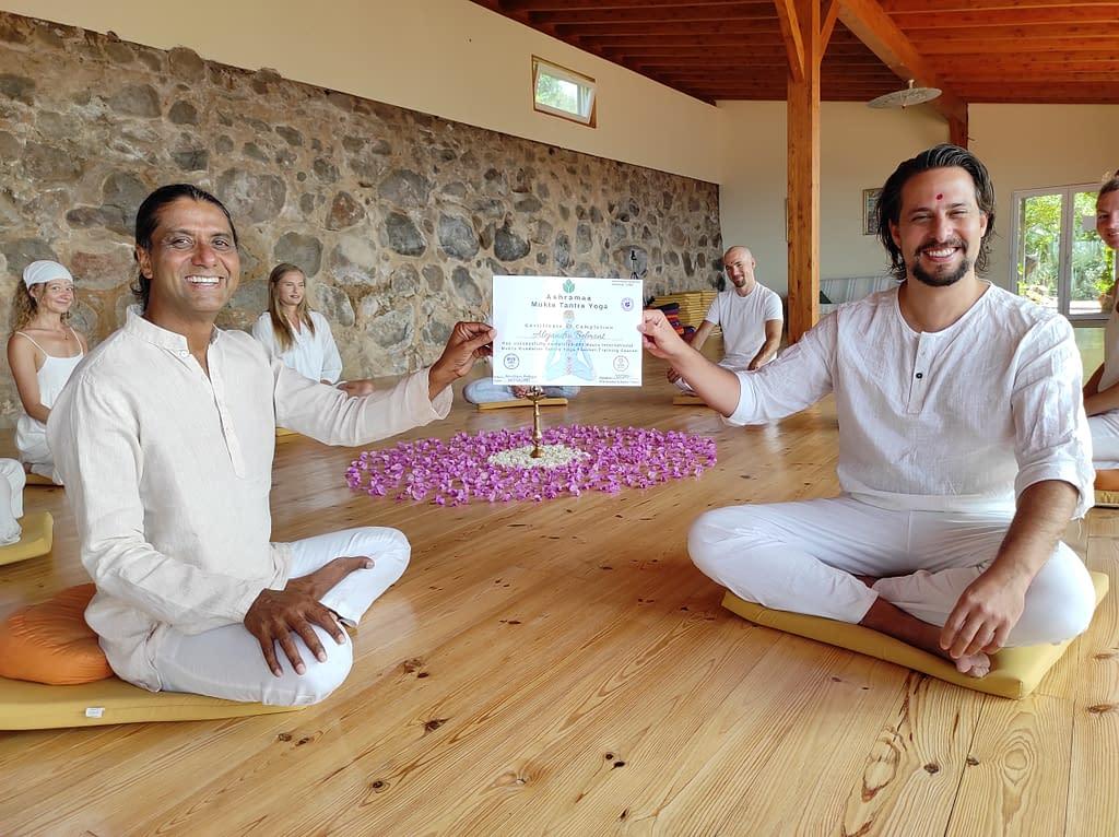 kundalini yoga teacher training course europe