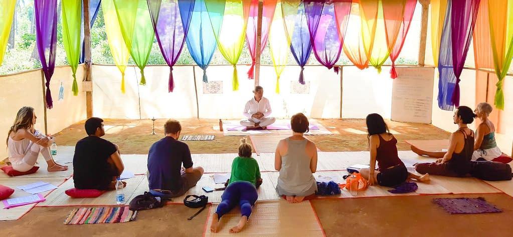 mukta tantra yoga retreat in india
