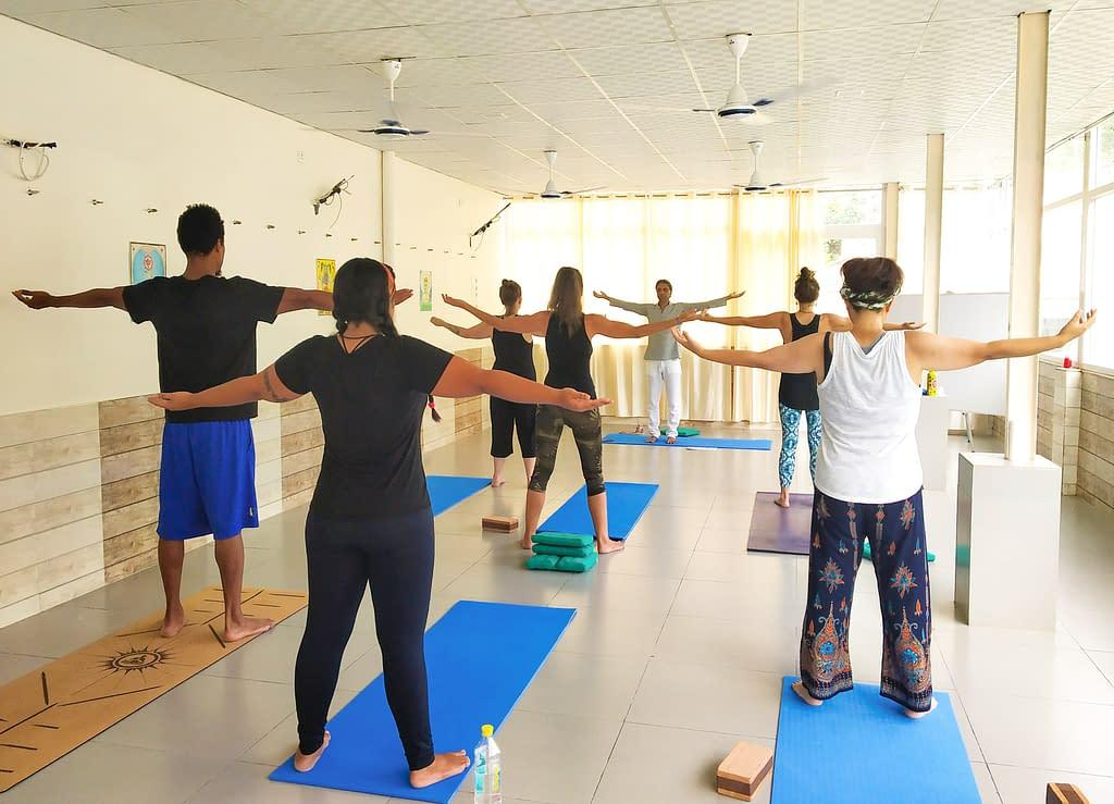 kundalini yoga training