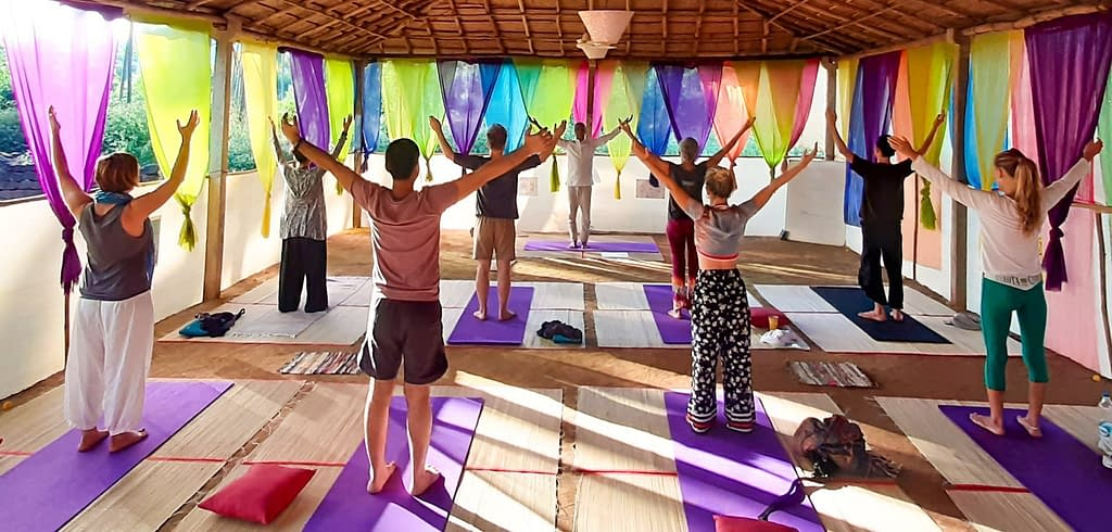 kundalini teacher training india