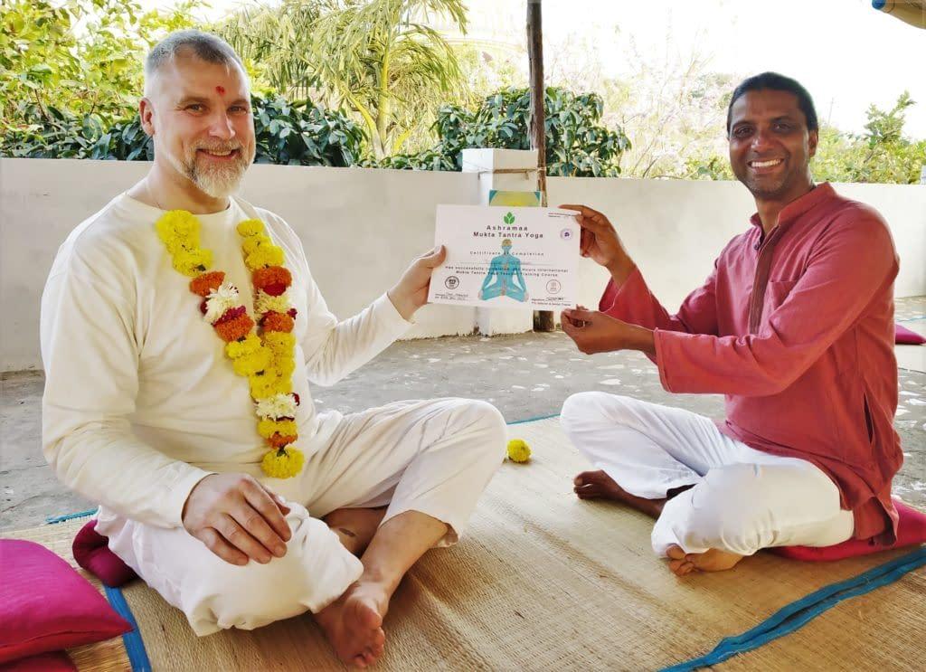 mukta tantra yoga training