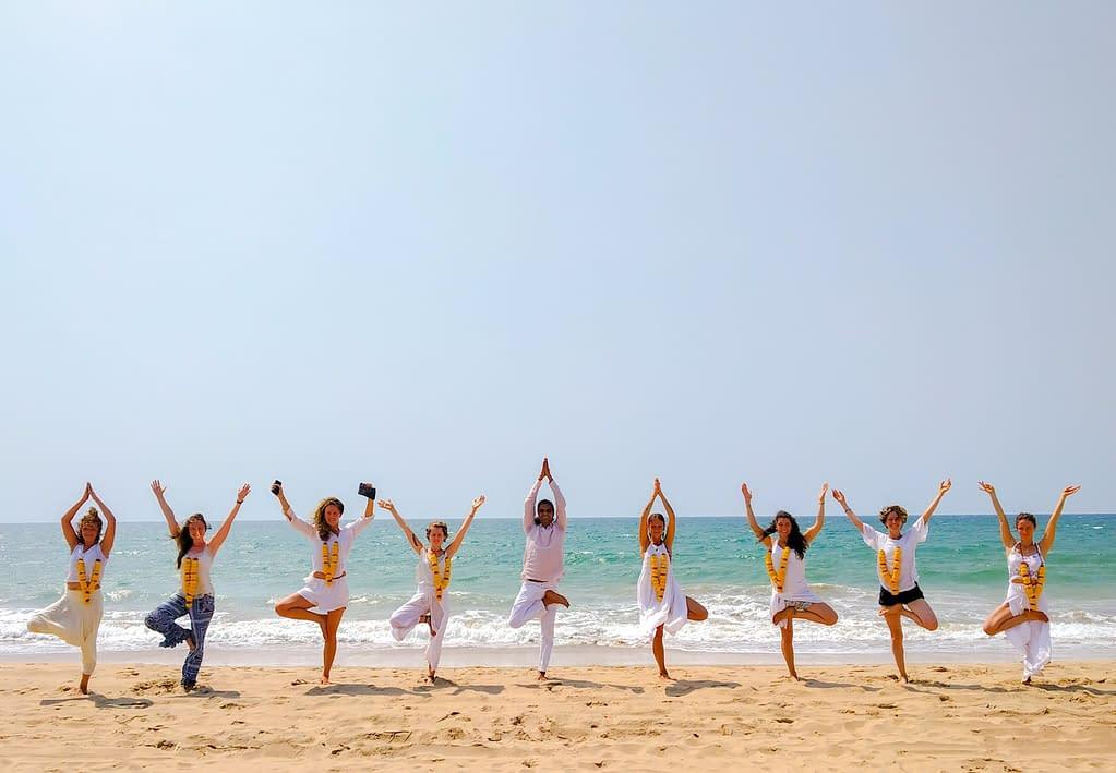 kundalini yoga course europe