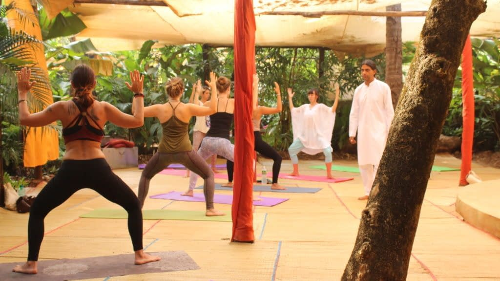 kundalini tantra yoga course