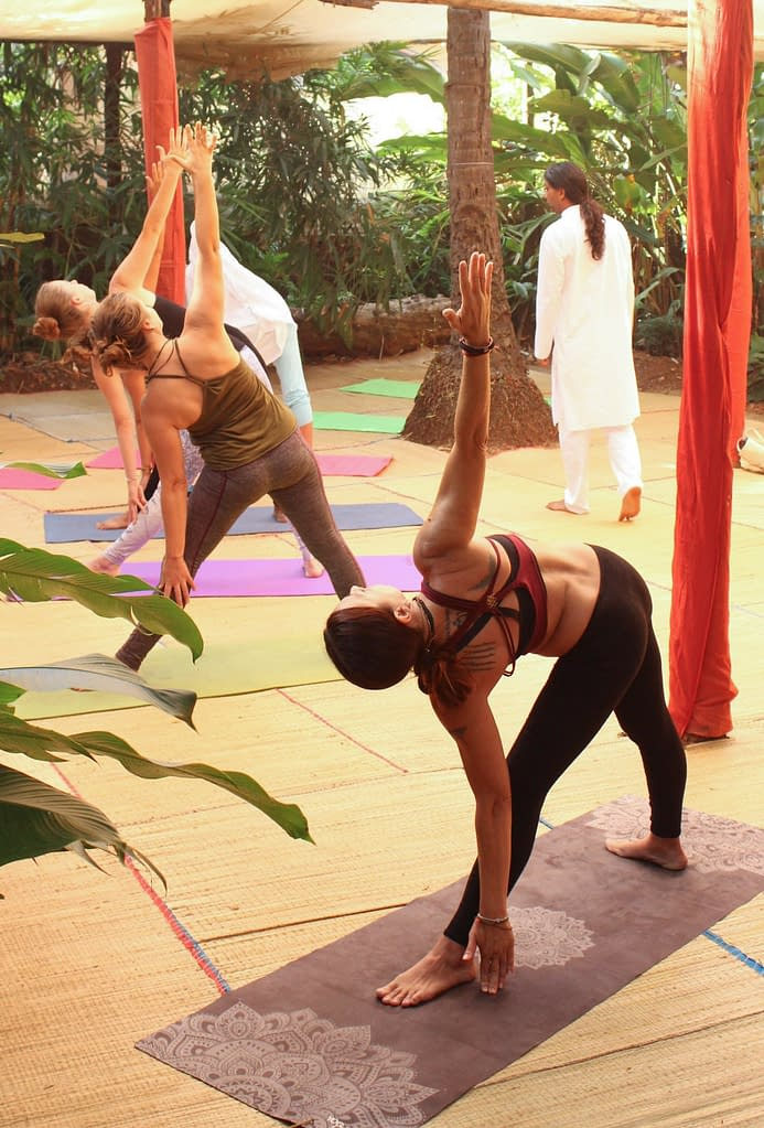 kundalini yoga retreat europe