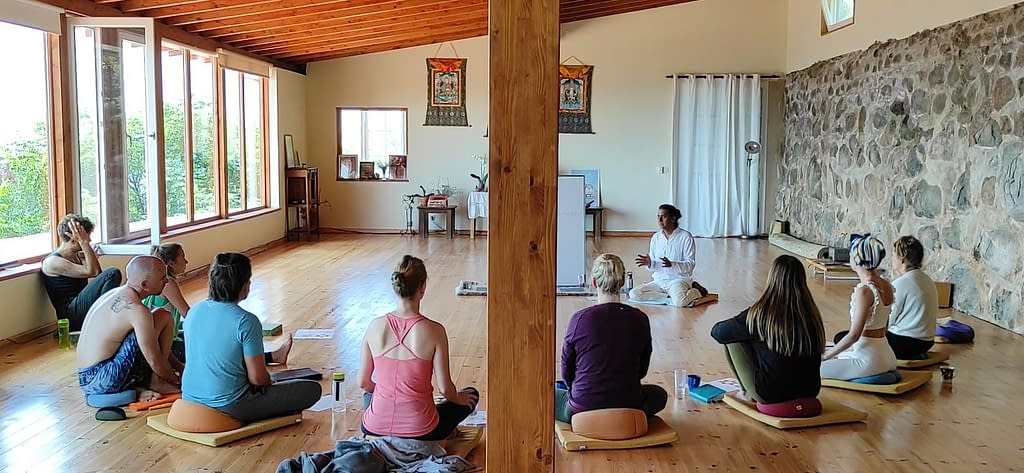 tantra yoga retreat europe