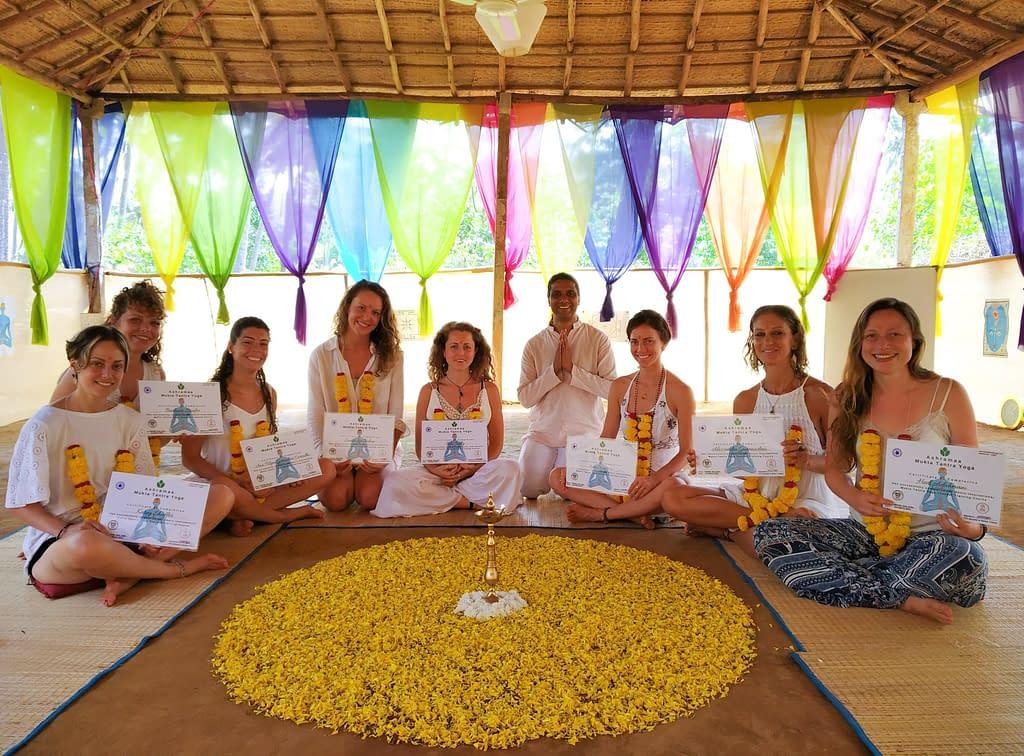 tantra yoga teacher training course