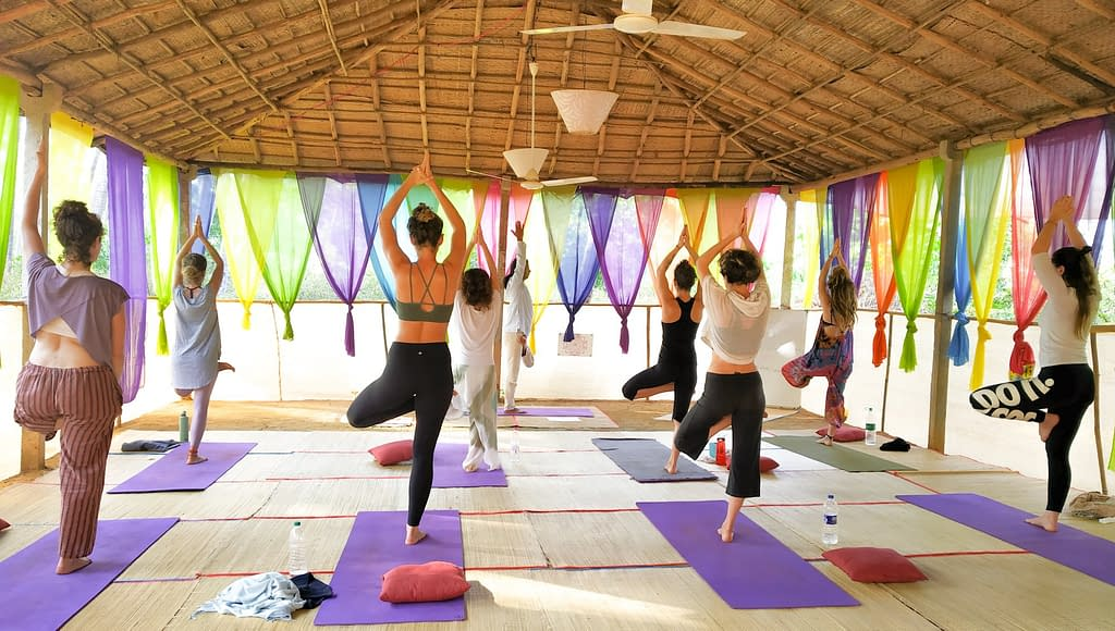 traditional tantra yoga course