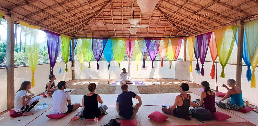 learn tantra yoga with indian master