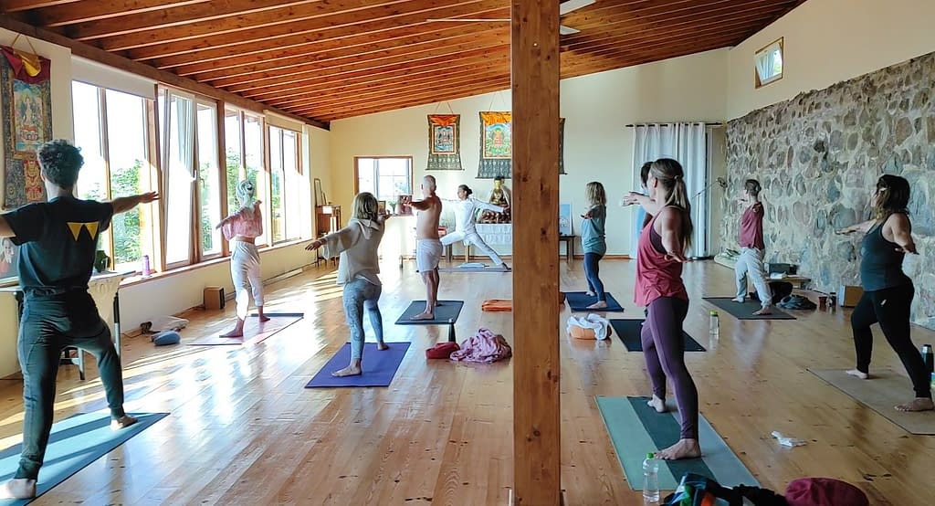 mukta tantra yoga teacher training